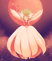 Day22 [MEGA] Gardevoir by Rock-Bomber