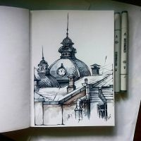 Instaart - Roofs by Candra