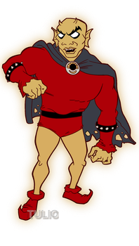 DSCEtrigan by TULIO19mx