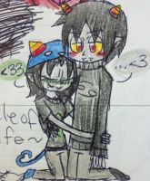planner drawings- kk and nep by shayminlover492