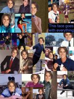 MATT DILLON FACES GO WITH EVERYTHING by Breyerlover2000