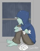 Rain Can't: Tears Won't Stop by ChaChuBlah