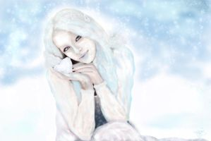 Heart of Winter by Tricia-Danby