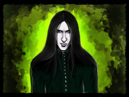 The Potions Master by Patilda