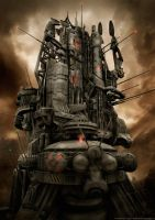 Skytowers - The 1st Unit by MarkusVogt
