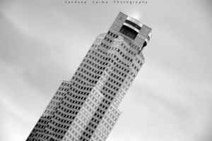 the leaning tower by sandeepsarma