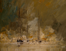 Boats by StudioUndertheMoon