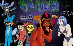 Happy Halloween, nerds by Kat-Phantom