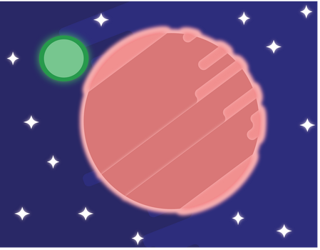 Pink Planet by Spoldier
