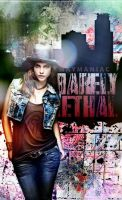 Barely lethal wattpad cover by maycrash