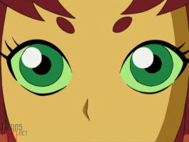 Eyes of Starfire by Tragould