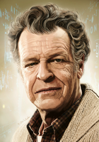 Walter Bishop by SoccerGraphicItaly