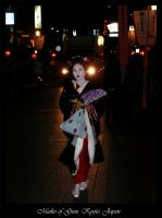Maiko of Kyoto 3 by foogie