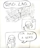 A very Neffy comic 1 by nef