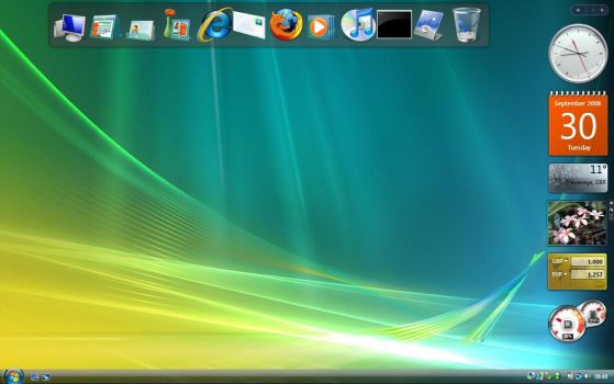Vista Ultimate Desktop by josemiguelgarcia