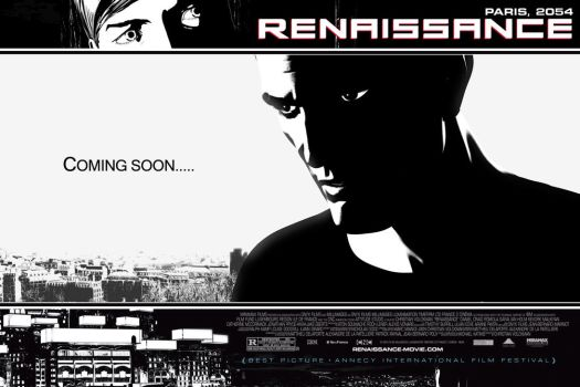 Renaissance Poster 02 - Simple by starjfil