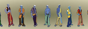 Aremite Male Clothing Concepts by djinnborn