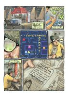Goustareis Pacman? page1 by TheWoodenKing