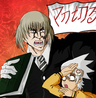 Maka Chop Contest Colored by HellGab