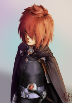 Kratos Aurion | Tales of Symphonia by DoraLauer