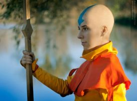 Avatar Aang by FDteam