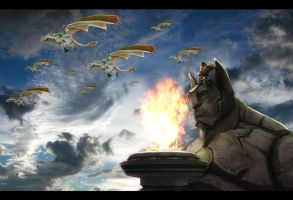 As Dragons Fly by Heavenslight180