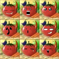 Tomato Warrior XD by Teh-O
