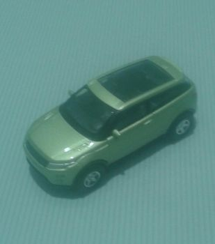 Land Rover Evoque from Welly by Wael-sa