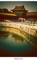 Forbidden City Ramble III by FelixTo