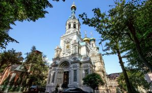 Karlsbad - Russian Church by pingallery