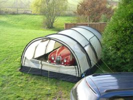 Don't talk to me about Car Camping ! by 30sqm