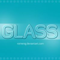Free Glass Layer Style by Romenig