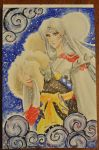 Sesshomaru by happyzuko