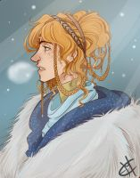 The Lady Sigyn by Nanihoo
