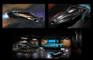 Vehicles by Solo78