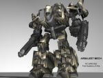 Arbalest Mech by sevenmelons83