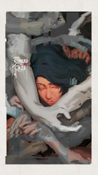 Stress Not Free by BIG-A7