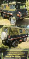 76 Pinzgauer 710k by zypherion