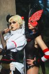 Granado Espada:The Masqurade ( Hellena and Emily ) by Alexandr-Min