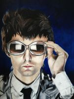 Matt Bellamy by tomyyeahyeah