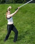 Sword fight reference stock 25 by Random-Acts-Stock