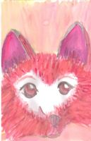 foxy face by wasabieater