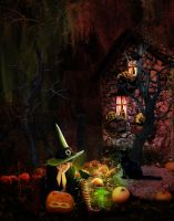 Witching Hour by Miss-deviantE
