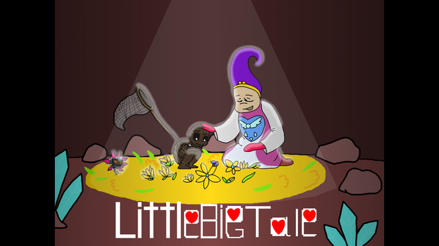 LittleBigTale Cover Page by icefir