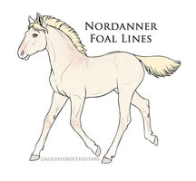 #A1567 Foal Design by Whitelupine