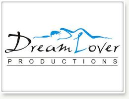 Dreamlover productions logo by wasimshahzad