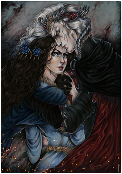 A song of ice and fire by ProKriK
