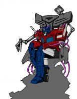 Optimus By Jbilodo by Kenkira