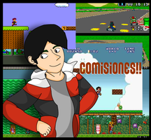 Commission pixel game by chacs