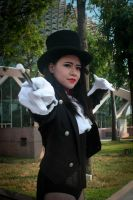 Zatanna Zatara: The Mistress of Magic by skjlbutlersftw